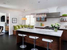 Kitchens With Islands Modern Kitchen Islands Pictures Ideas Tips From Hgtv Hgtv