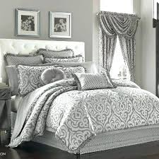 grey cotton super king bedding sets blanket size bed quilt cal comforter on with view