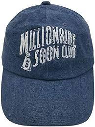 binbin lin Millionaire Dad Hat Baseball Cap Embroidered Dad Hat ...