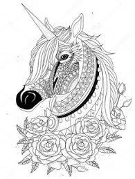 1568 Beste Afbeeldingen Van Paarden Eenhoorn Kleurplaat In 2019