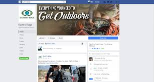 facebook business page design after