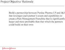 Purdue Pharma Stock Chart