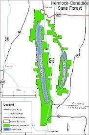 Cadadice Lake Finger Lakes Rochesterenvironment Com