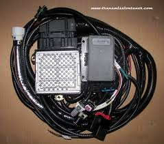 transmissiontuner com Ford Wiring Harness Kits allison 6 speed stand alone control system
