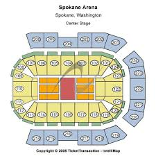 Spokane Arena Tickets Seating Charts And Schedule In