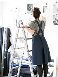 Apron Dress Pattern Impressive APRON DRESS PATTERN THE ASSEMBLY LINE