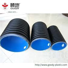 10 drain pipe high pressure corrugated inch drain pipe double wall corrugated drainage pipe 10 inch