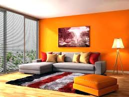 Brown And Orange Bedroom Ideas Awesome Decoration