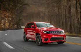 2018 jeep grand cherokee. simple cherokee 2018 jeep grand cherokee trackhawk red with jeep grand cherokee