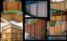 Deck Privacy Wall Designs Lawn Garden Wood Fences Of Wood Privacy Fence Designs