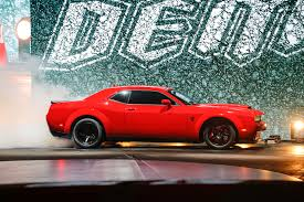 2018 dodge build and price.  Dodge 2018 Dodge Challenger SRT Demon Side To Dodge Build And Price