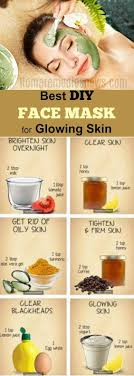 5 best diy face mask for acne scars anti aging glowing skin and soft skin