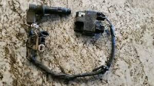 04 Honda 250 Ignition Wiring 4 Wire Ignition Switch Diagram