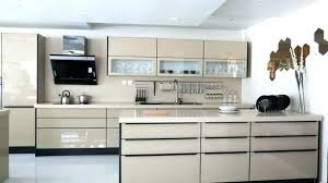 Modern Kitchen Cabinet Handles Attractive Contemporary With None
