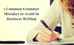 common grammar mistakes to avoid in business writing bestessay  content bee mistakes to avoid in business writing
