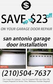 garage door repair san antonioSan Antonio Garage Door Installation  Garage Repair