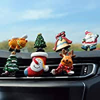 Ohhome Santa <b>Car</b> Air Outlet <b>Car</b> Perfume <b>Clip Car</b> Air Freshener ...
