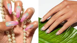 Beauty 360 No Light Gel Polish Review The Best Press On Nails Of 2019 Fake Nail Reviews Allure