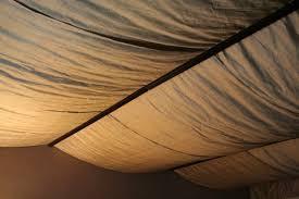 basement ceiling ideas fabric. 20 Budget Friendly But Super Cool Basement Ideas More Ceiling Fabric
