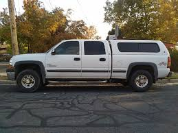 Gasoline Chevrolet Silverado 2500 Hd Crew Cab Lt For Sale ▷ Used ...