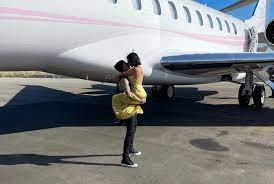 First Flight Since Plane Crash