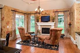 hearth room traditional living room