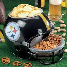Great Gifts For Football Fans NFL Snack Helmet
