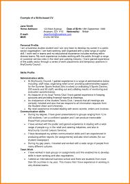 Rare Skills Based Resume Templates Template Google Docs Good Cv