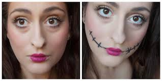 this is another super easy look that can be achieved by using only a few basic items in your makeup bag