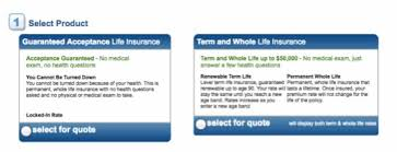 colonial penn life insurance quote