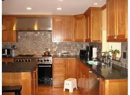 light cherry kitchen cabinets. Delighful Kitchen Cherry Kitchen Cabinets With Light Countertops Good  What Color And