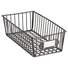 Small Wire Storage Basket