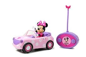 Jada Toys Minnie Mouse R/C Vehicle Best Remote Control Cars for Girls | Star Walk Kids
