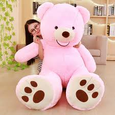 100cm Big Dolls <b>5 Colors Big Size</b> American Giant Bear Dolls Large ...