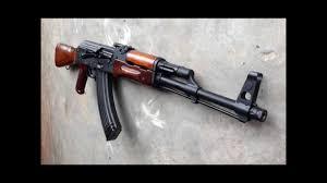AK Furniture Factory Finishes AKM AK 74 AK 47 Cold War Classics