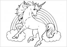 They don't need to follow the generic coloring of white body and. Unicorns Free Printable Coloring Pages For Kids