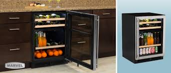 Under Counter Beverage Centers Best Undercounter Refrigerator For Both Wine And Beer
