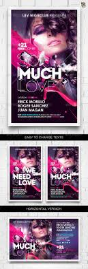 party never ends flyer template flyer template flyers and templates