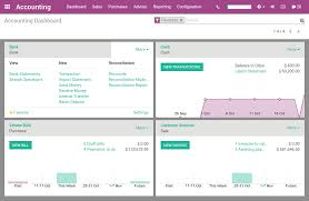 Chart Of Accounts Design Odoo 9 Enterprise New Design And New Finance Module