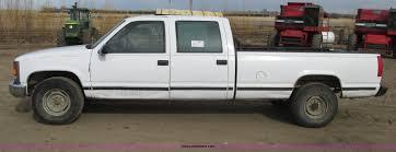 1997 Chevrolet 3500 Crew Cab pickup truck | Item A8662 | SOL...
