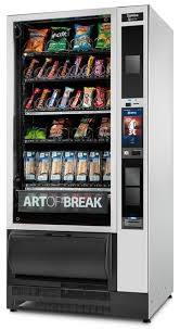 Cold Drinks Vending Machine Fascinating EVOCA SAMBA TOP TOUCHETL Snack Cold Drink Vending Machine