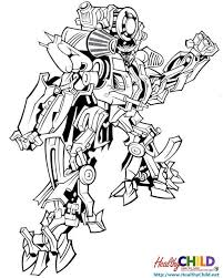 Transformers Coloring Pages Getcoloringpagescom