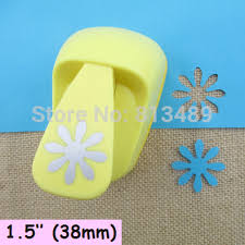 Paper Flower Cutting Tools Buy 38mm Punch And Get Free Shipping On Aliexpress Com
