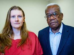 Sir Trevor McDonald still haunted by the stories of inmates from America's  most notorious female prisons | Daily Mail Online