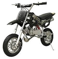 amazon com 49cc 50cc 2 stroke gas motorized mini dirt pit bike