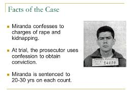 m da v arizona ppt video online facts of the case m da confesses to charges of rape and kidnapping