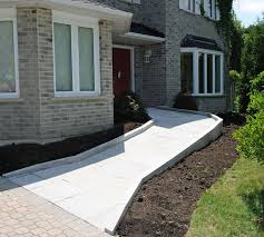 reliable living in toronto installs or builds customized wheelchair ramps to make your home or residence accessible with wheelchair from outside