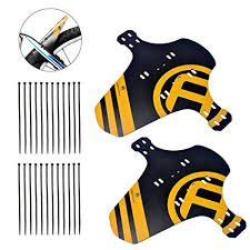 2pcs front rear mud guard snow bicycle mudguard bike fender for 20 inch 26inch mtb bikes cycling fenders