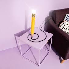 Pencil Lamp Design Of Lighting Table Sketch Skiphire
