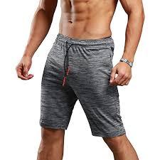 Gerlobal <b>Men's Bodybuilding</b> Gym <b>Running</b> Workout <b>Shorts</b> Active